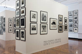 Mossgreen Gallery Sydney 2016 installation view Max Dupain exhibition June 2016 courtesy Mossgreen 2017
