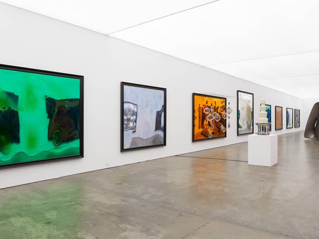 Neon Parc gallery BRUNSWICK ST image courtesy NP 2017