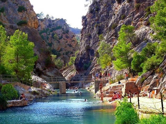 Las mejores piscinas naturales de catalu a for Las mejores piscinas naturales de madrid