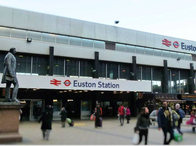 Nine things you probably didn't know about Euston station
