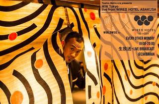 Toshio Matsuura presents Worldwide FM