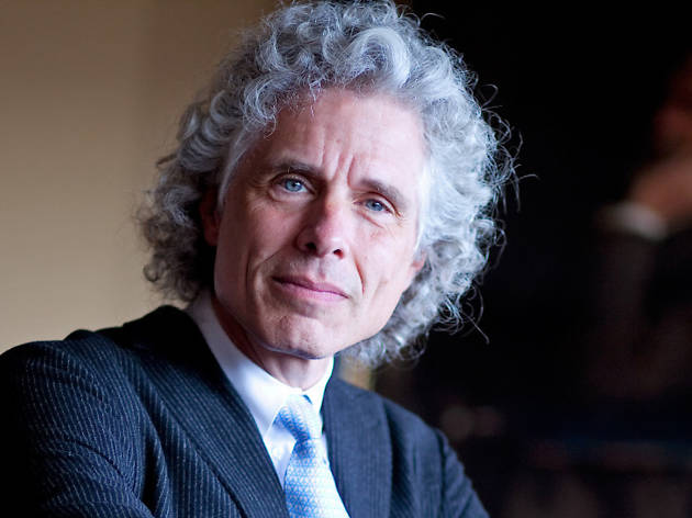 Steven Pinker on the Decline of Violence