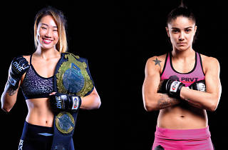 ONE FC, ONE: Dynasty of Heroes
