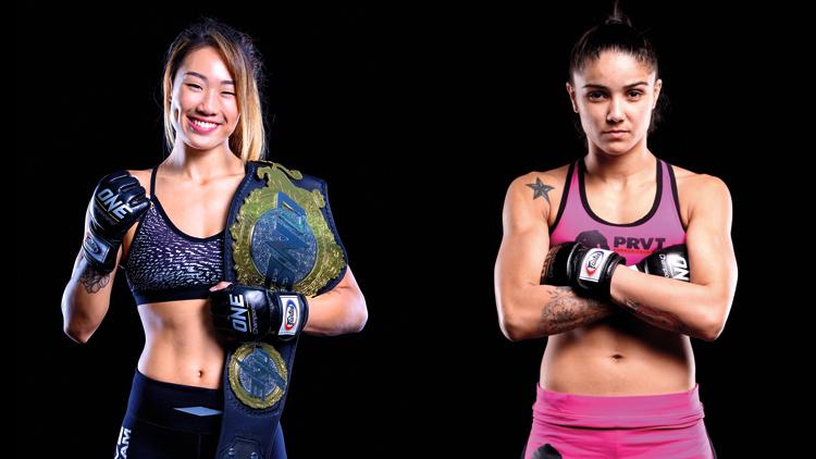 ONE Championship: Angela Lee versus Istela Nunes