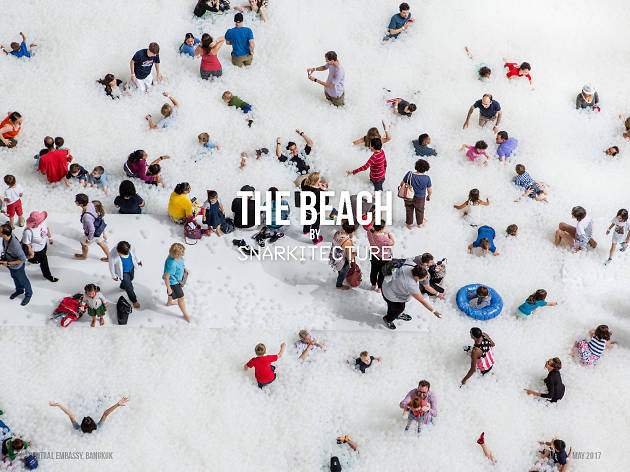 The Beach by Snarkitecture