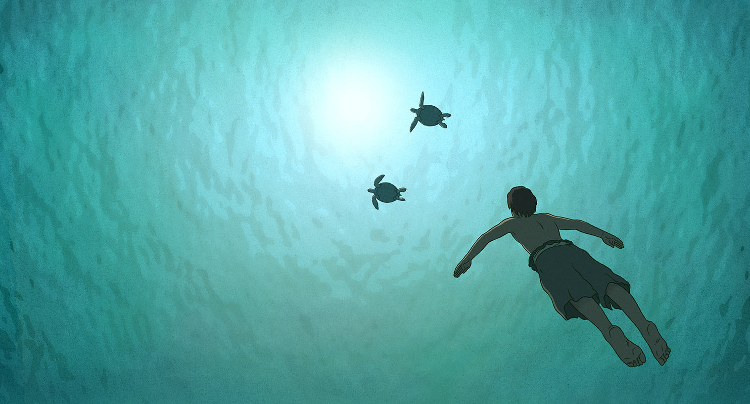 Preview screening of 'The Red Turtle' at the May Fair Hotel