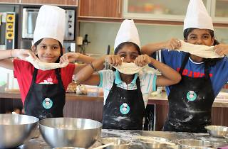 smart junior chef, cooking class, kids