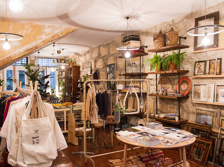 As 16 melhores lojas no Porto