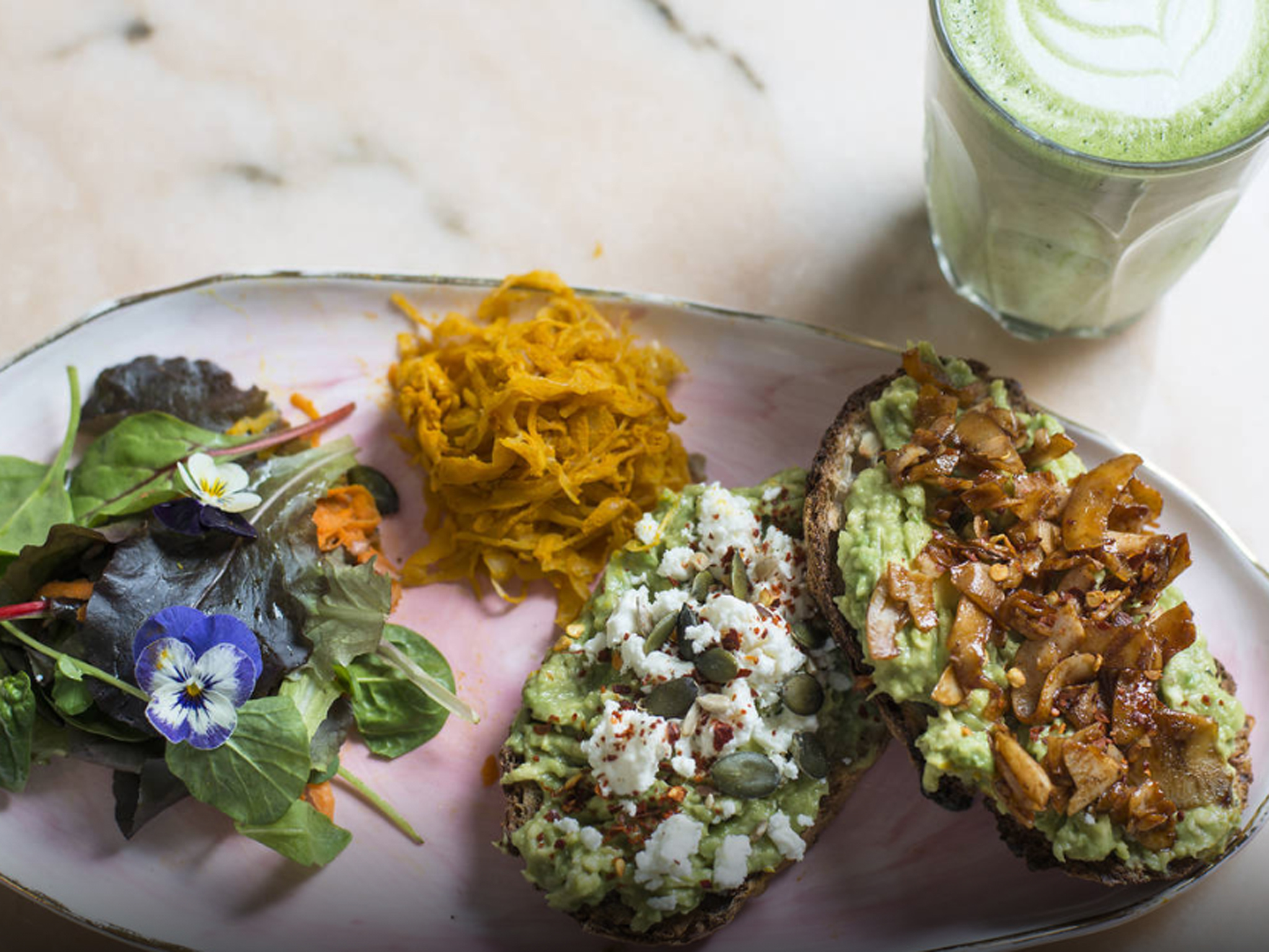 london's best vegetarian restaurants, palm vaults