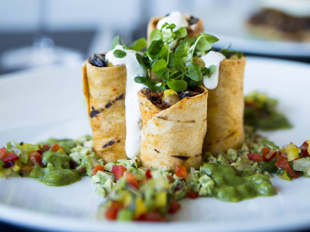 the gate, london's best veggie food
