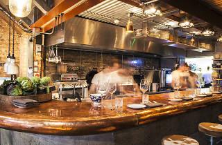 the best restaurants in notting hill, 108 garage
