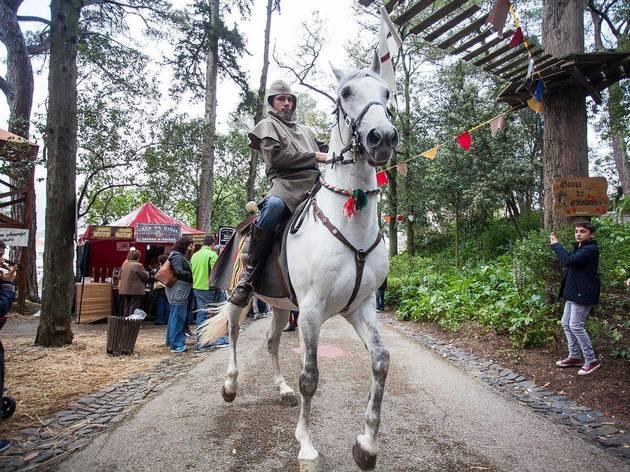 feira medieval de benfica
