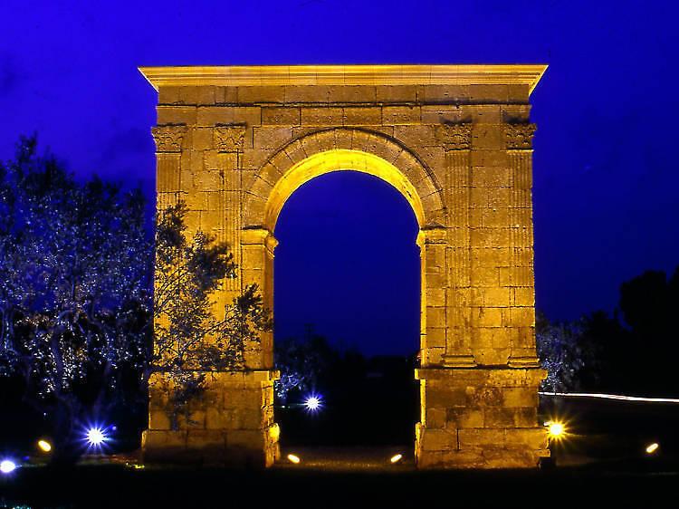 L'Arc de Berà