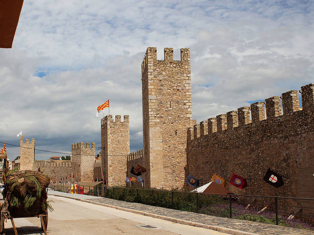 Muralles de Montblanc