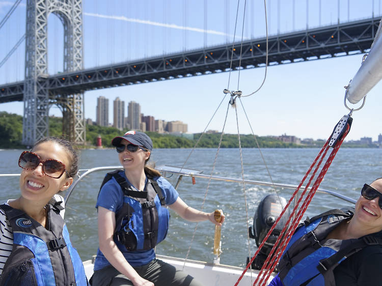 Intro to Sailing Class