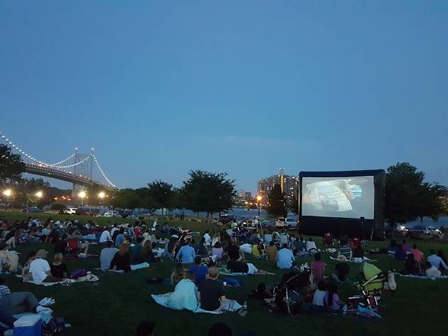 """Randall's Island Outdoor Movie Night: """"Fantastic Beasts and Where to Find Them"""""""