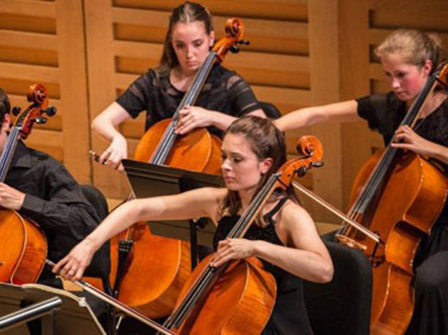 National Youth String Orchestra