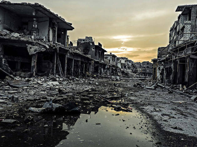 Syria's War: Art, Photography And Performance