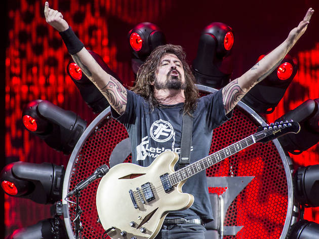 Foo Fighters Live in Bangkok