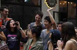 HK Reach Out Scavenger Hunt