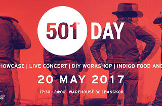 Levi's 501 Day x Time Out Bangkok