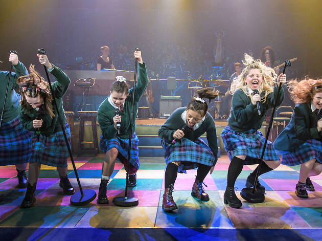 The cast of 'Our Ladies of Perpetual Succour' ©Manuel Harlan