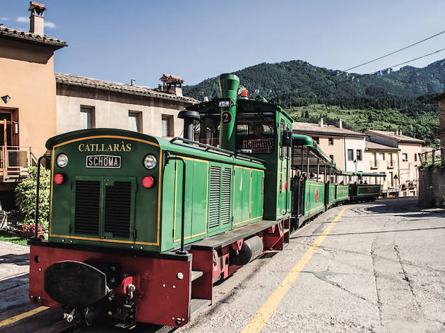 Tren del Ciment, el Carrilet