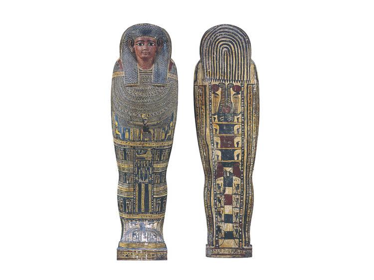 O Sarcófago de Irtierut