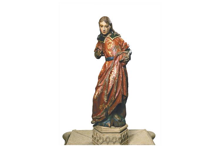O arcanjo São Rafael