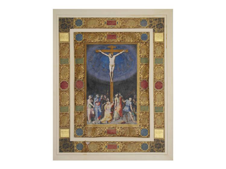 O Fragmento de Missal do século XVI