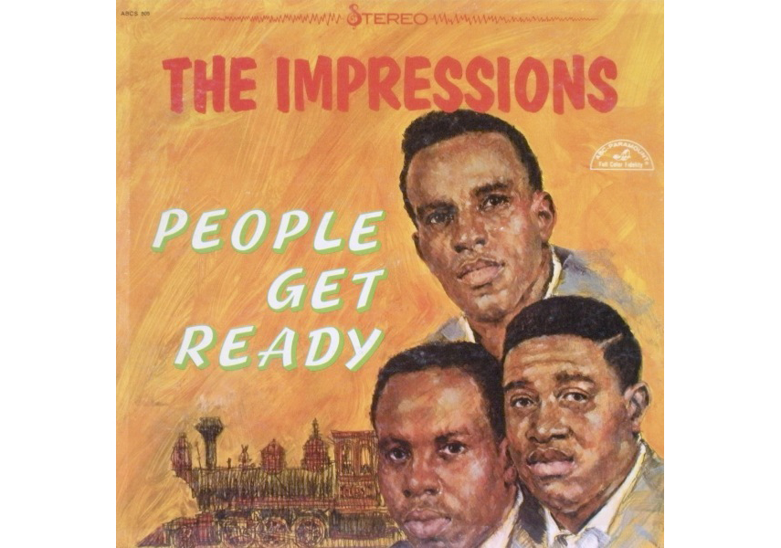 The Impressions, best revolutionary soul songs