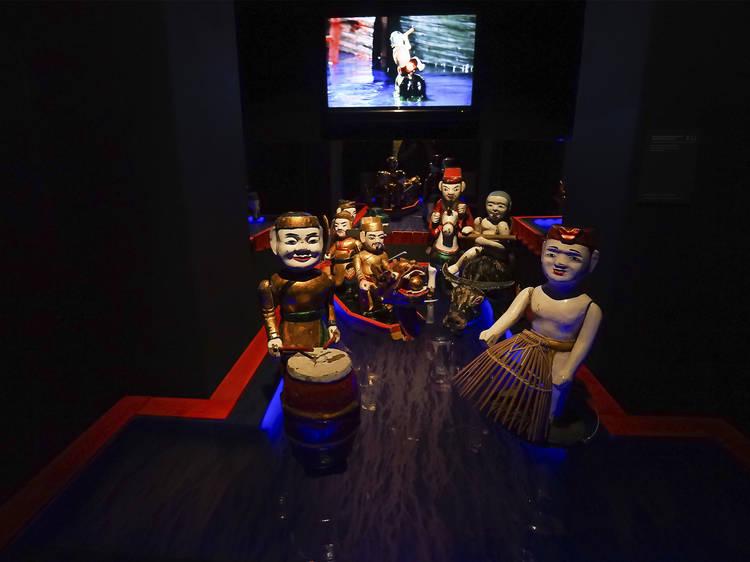 As Marionetas de Água do Vietname