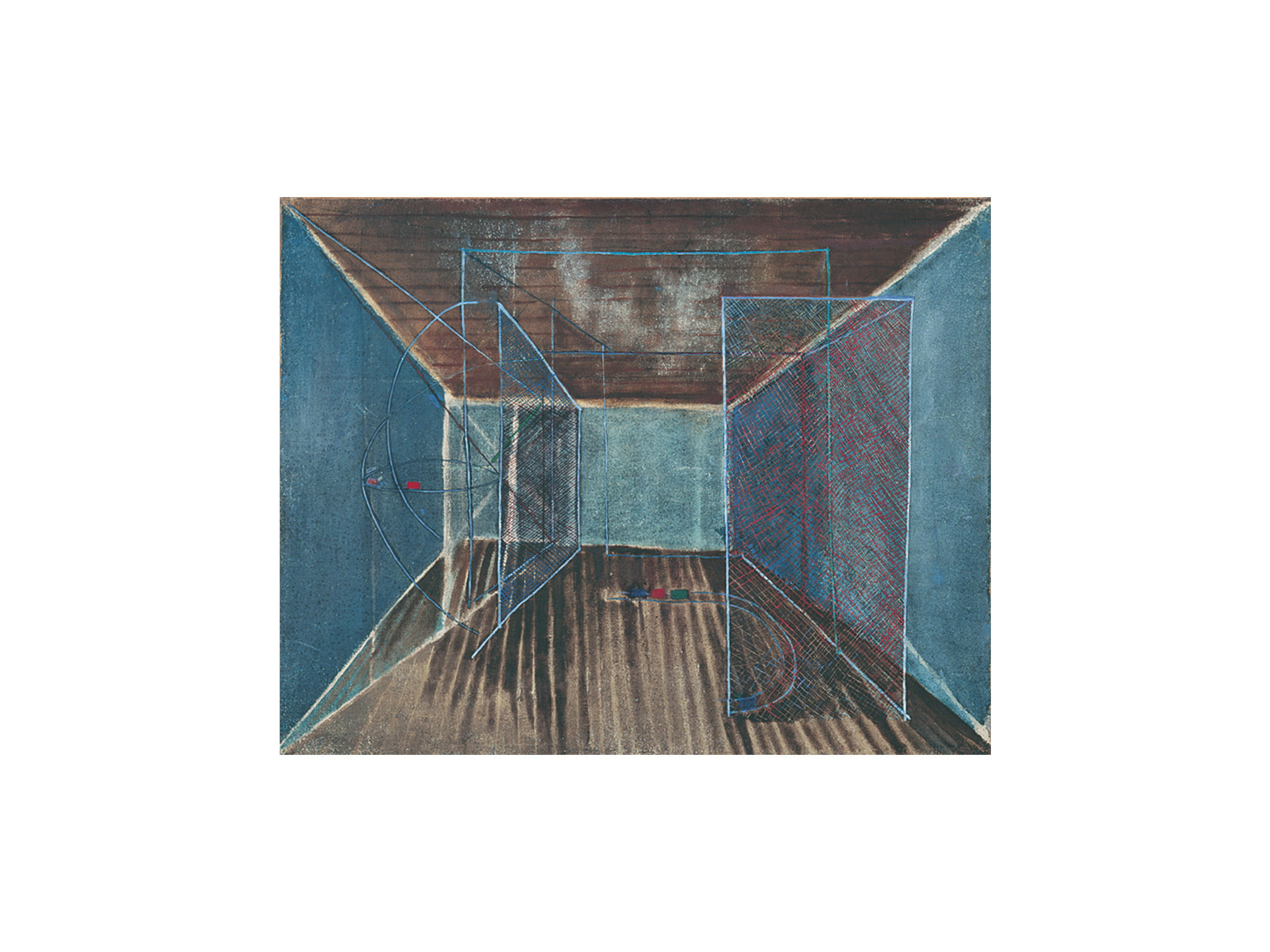 atelier lisbonne no museu arpad szenes-viera da silva