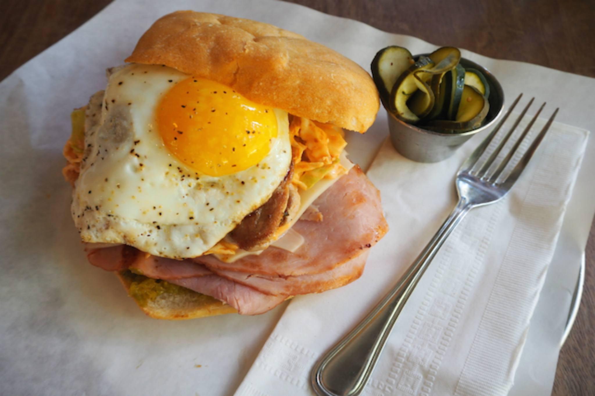Gypsy Grove sandwich at FoodHeads