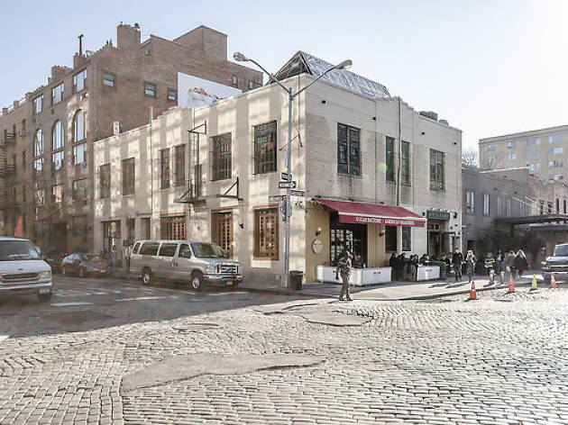 Meatpacking District's historic cobblestone streets will soon get a much-need facelift