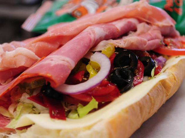 Tucci's Southside Subs