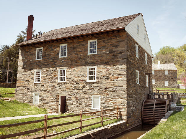Peirce Mill and Barn