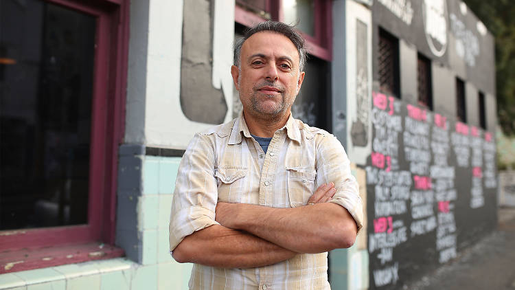 Andy Portokallis The Tote