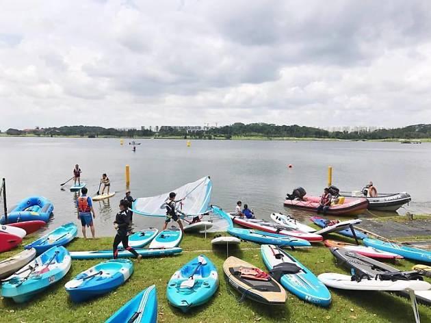Seletar Water Sports Centre