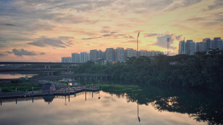 Guide to Seletar