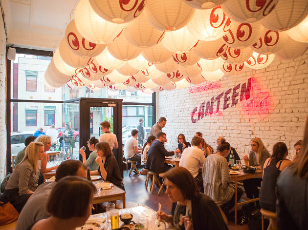 Andrew McConnell's Supernormal Canteen returns to St Kilda