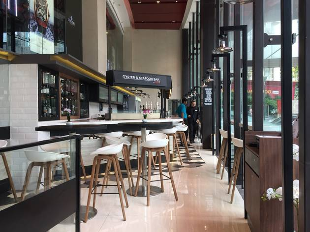 Oyster & Seafood Bar by Mercato