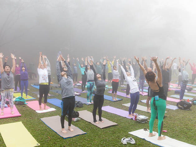 De-Stress Yoga Community Class