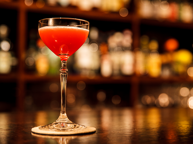 The best bars in old Tokyo