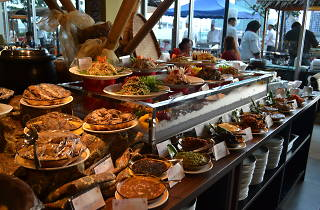 The View Cafe Ramadhan buffet