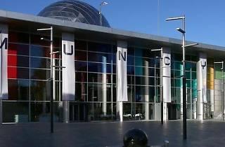 Museo Nacional de Ciencia y Tecnología en Alcobendas