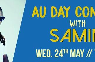 AU Day Concert at Alliance Francaise