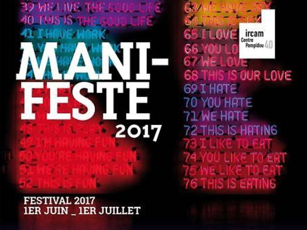 Festival ManiFeste