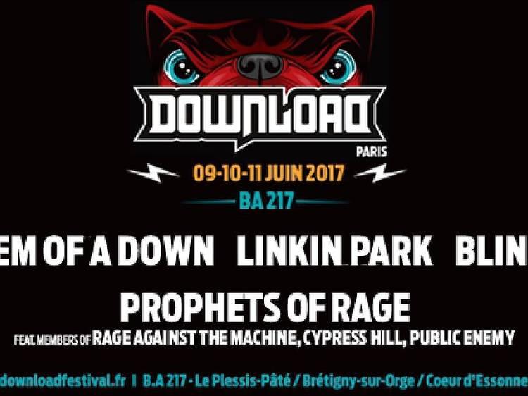Download Festival Paris