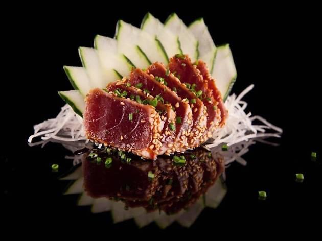 Tataki de atum – Confraria